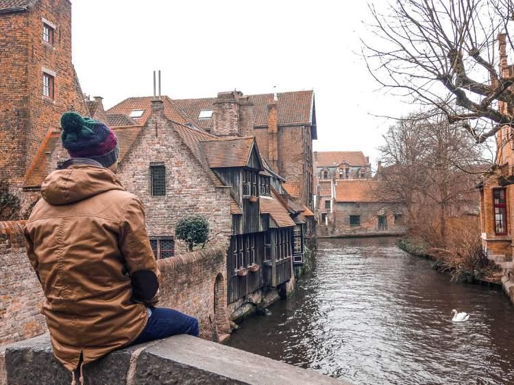 Ruta para saber qué ver en Bélgica en 5 días: Brujas