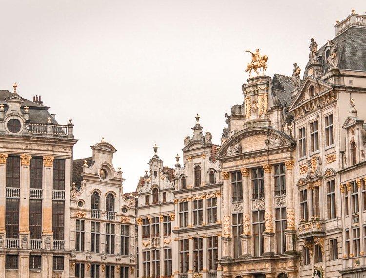 Ruta para saber qué ver en Bélgica en 5 días: Bruselas