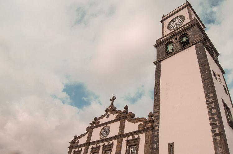 Qué ver y hacer en Sao Miguel en 7 días: Iglesia de San Sebastián
