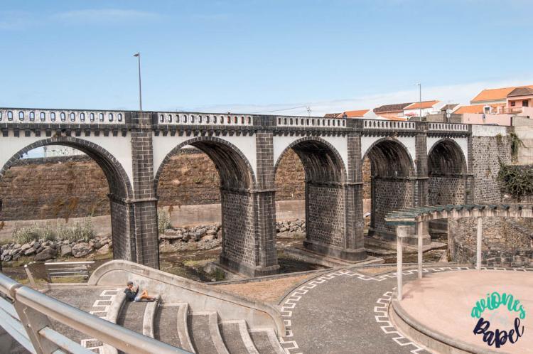 Puente Ocho Arcos. Qué ver y hacer en Sao Miguel