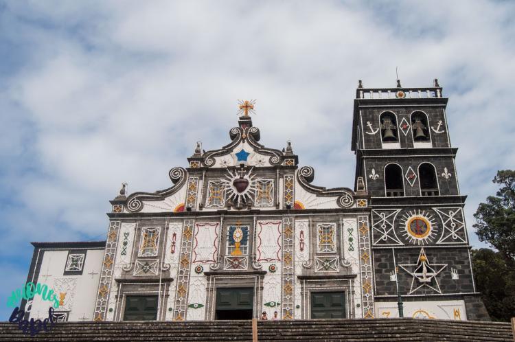 Iglesia de Nossa Senhora da Estrela, Ribeira Grande (Sao Miguel)