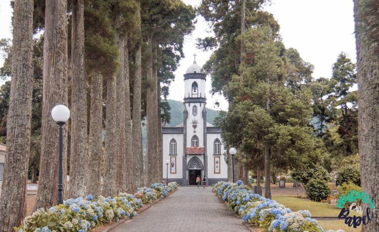Iglesia de San Nicolás: Qué ver y hacer en Sao Miguel en 7 días