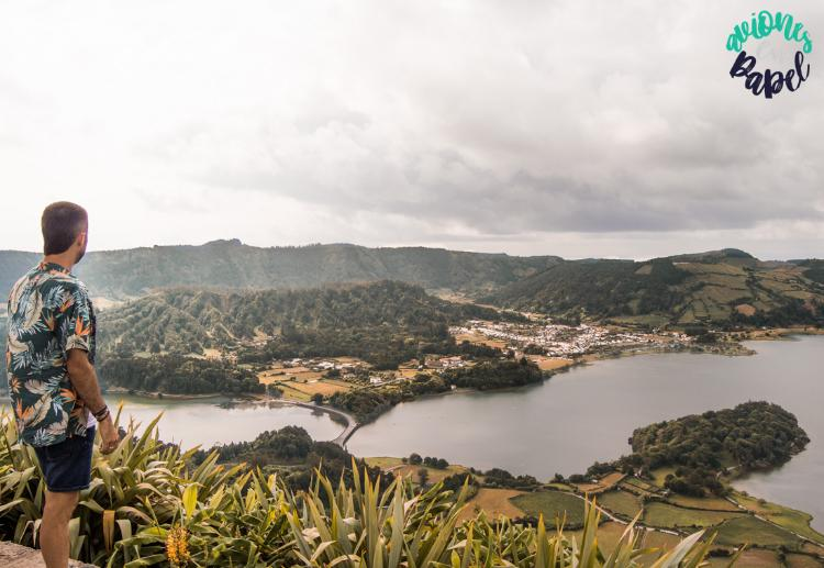 Miradouro qué ver en Sao Miguel: Cerrado das Freiras