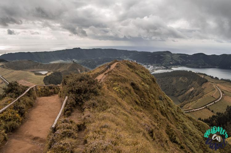 Miradouro da Boca do Inferno: Qué hacer en Sao Miguel en 7 días