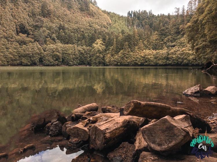 Lagoa do Congro, la mejor ruta que ver y hacer en Sao Miguel