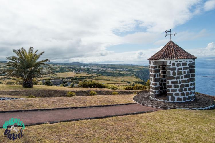 Miradouro Vigia das Baleias, Nordeste (Sao Miguel)
