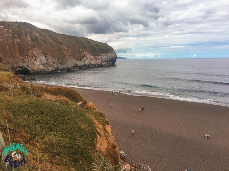 Playa de Santa Barbara: Sao Miguel en 7 días