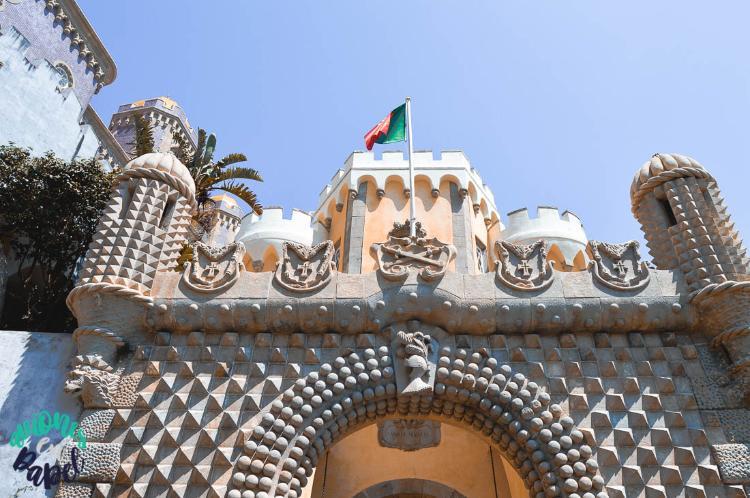Qué ver en Sintra en un día: Puerta Monumental