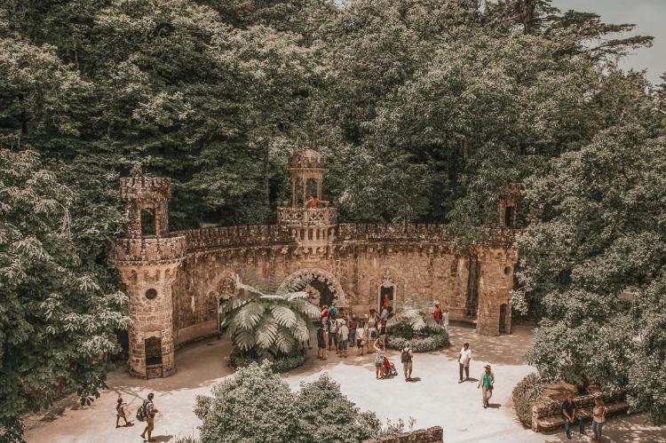 Portal de los Guardianes: Qué ver en Sintra en un día