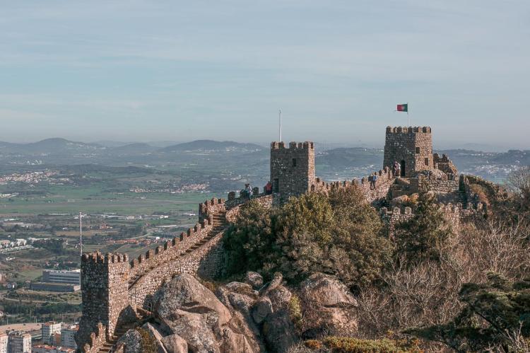 Castelo dos Mouros: Qué ver en Sintra y cómo llegar desde Lisboa