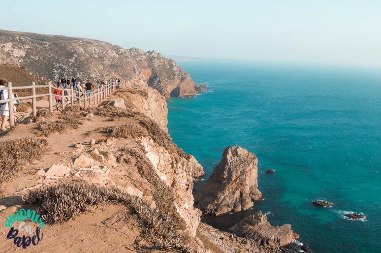 Cabo da Roca - Qué ver en Sintra y cómo llegar desde Lisboa