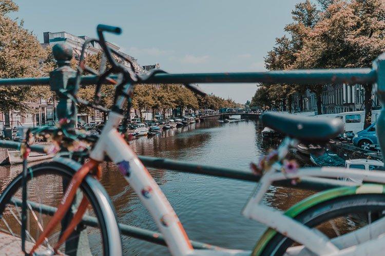 6 razones por las que visitar Ámsterdam: Sus bicicletas