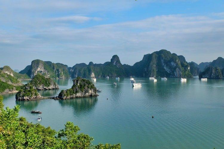 Qué países abren sus fronteras al turismo post COVID: Vietnam
