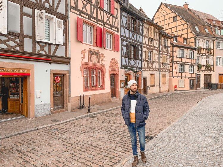 Qué ver en Colmar, Alsacia