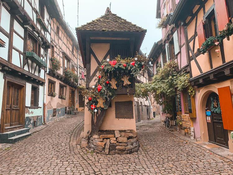Qué ver en Eguisheim I Alsacia