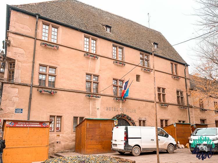 Ayuntamiento de Kaysersberg