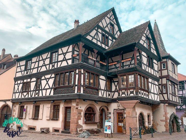 Maison Faller-Brief - Qué ver en Kaysersberg