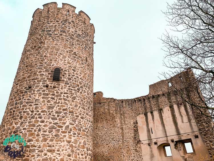 Château du Schloss, el Castillo que ver en Kaysersberg