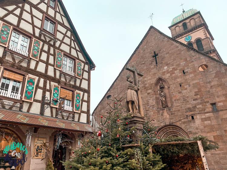 Fontaine Constantine, Kaysersberg