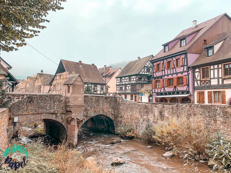 Puente Fortificado - Qué ver en Kaysersberg