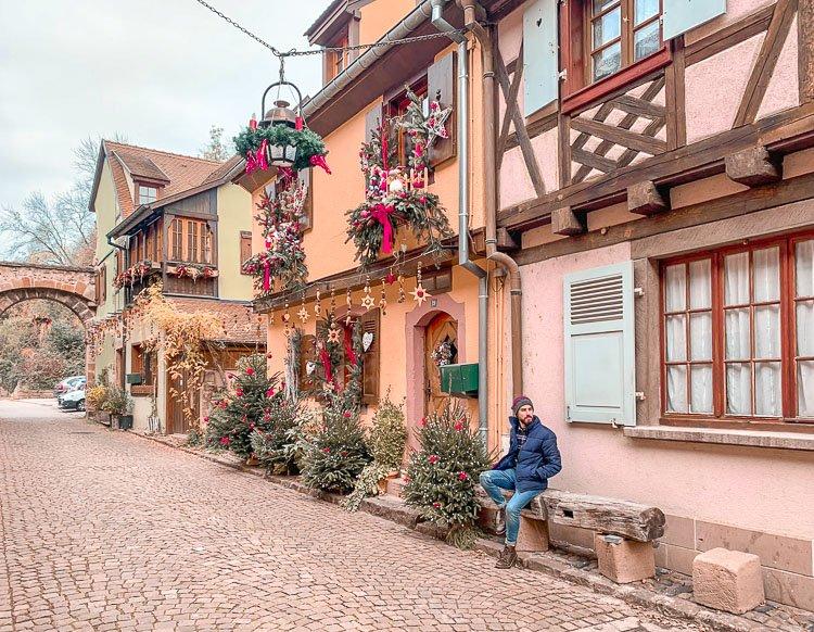 Qué ver en Kaysersberg I Alsacia