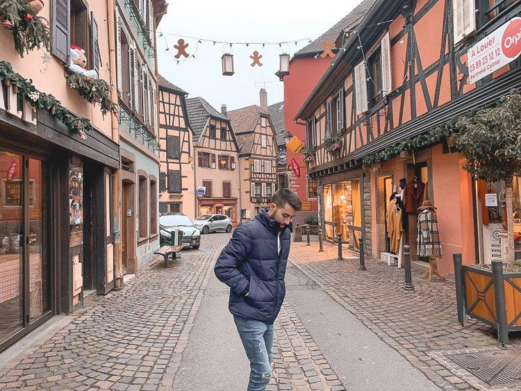Qué ver en Ribeauvillé I Alsacia