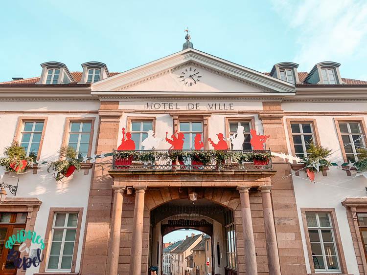 Qué ver en Riquewihr: Ayuntamiento