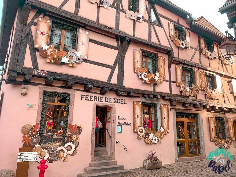 Tienda decoración de Navidad Käthe Wohlfahrt