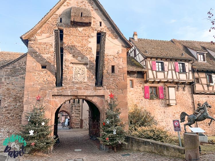 Puerta Alta de Riquewihr
