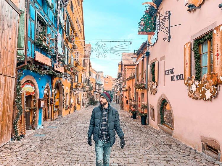 Qué ver en Riquewihr I Alsacia