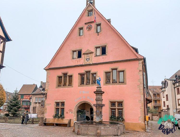 Place Turenne, Turckheim