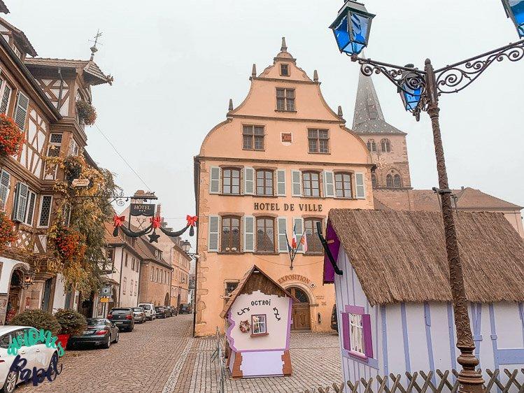 Ayuntamiento - Qué ver en Turckheim