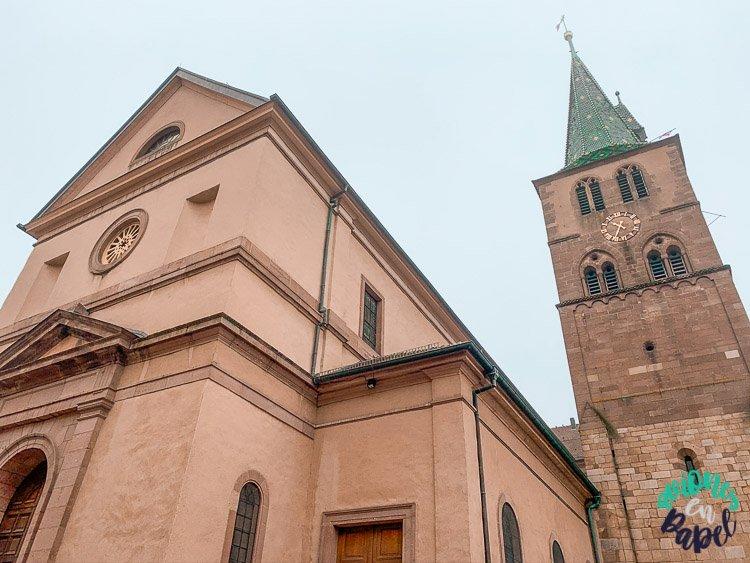 Iglesia de Santa Ana: Qué ver en Turckheim