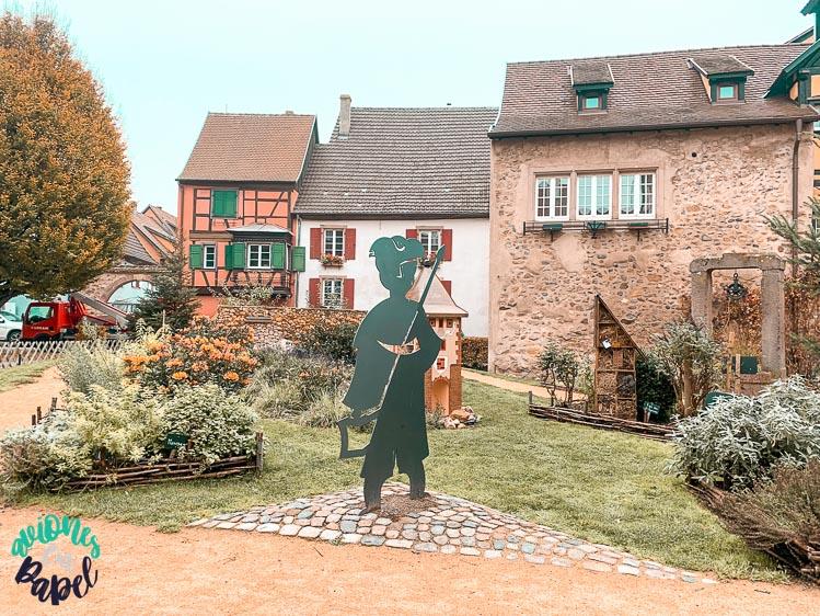 Jardín de la Ville, Turckheim
