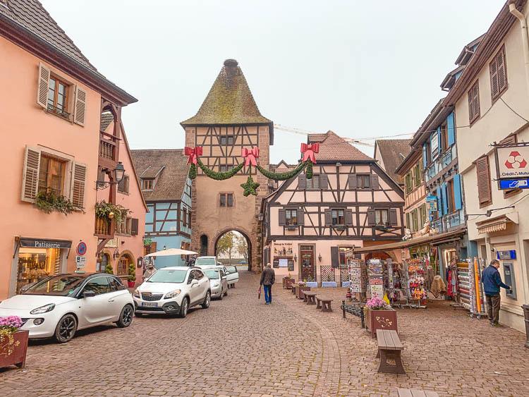 Qué ver en Turckheim