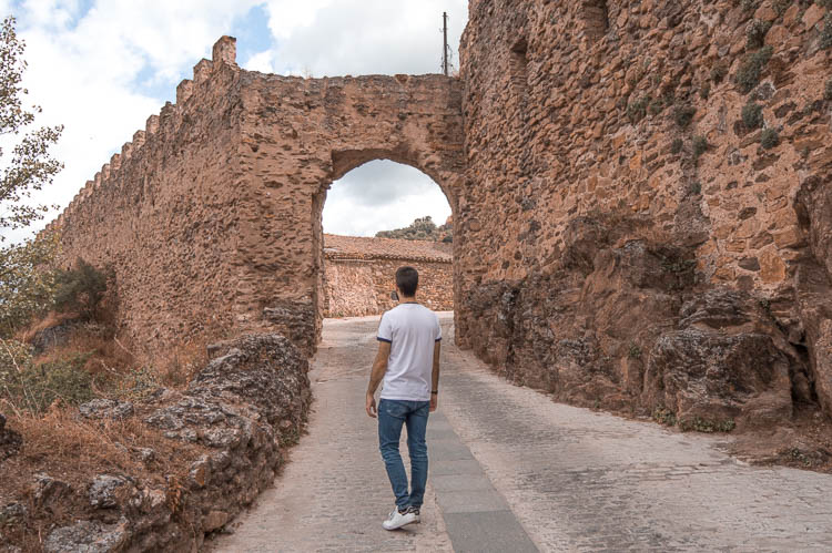 Portales de la Muralla de Buitrago
