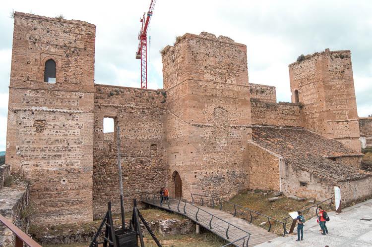 Qué ver en Buitrago de Lozoya: El Castillo