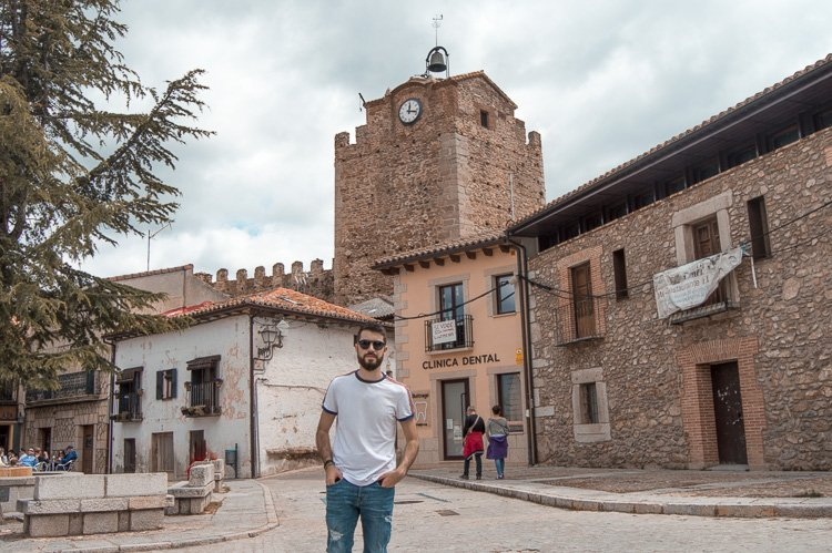 Qué ver en Buitrago de Lozoya: Torre del Reloj