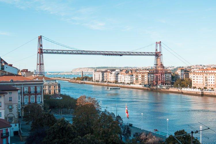 Mirador de Portugalete: Qué ver en Getxo y Portugalete