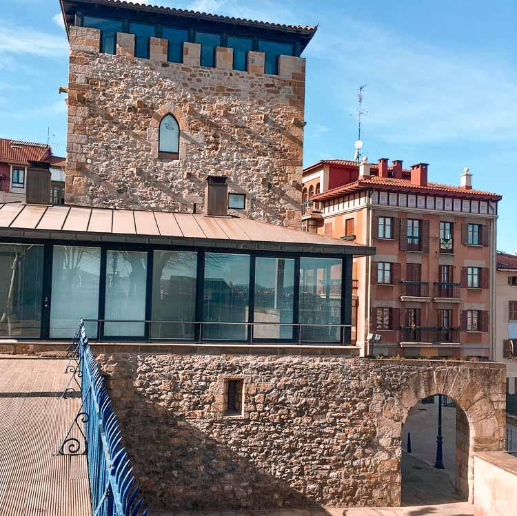 Qué ver en Portugalete: Torre Salazar