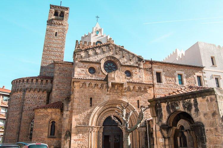 Parroquia de la Santísima Trinidad, Getxo