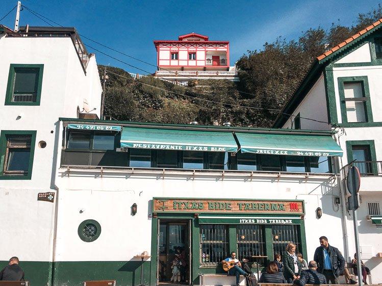 Puerto Viejo de Algorta, Getxo