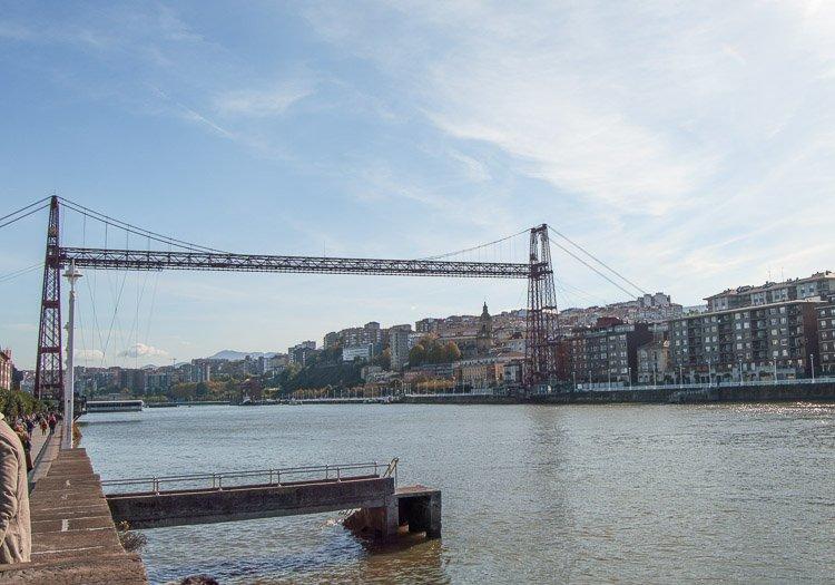 Puente Colgante de Bizkaia (Vizcaya)