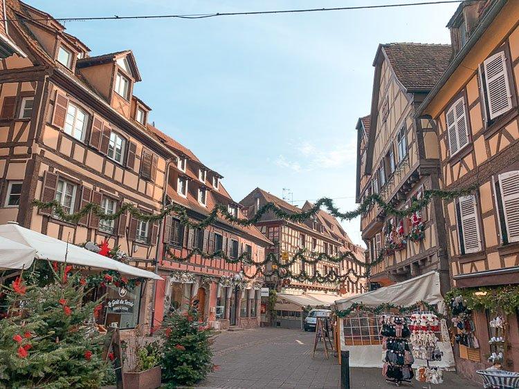 Rue de Marché