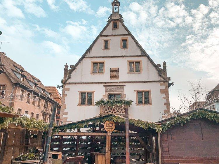 Antiguo Mercado del Trigo