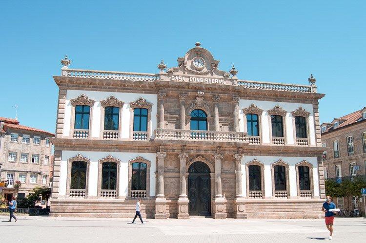 Casa Consistorial, Ayuntamiento