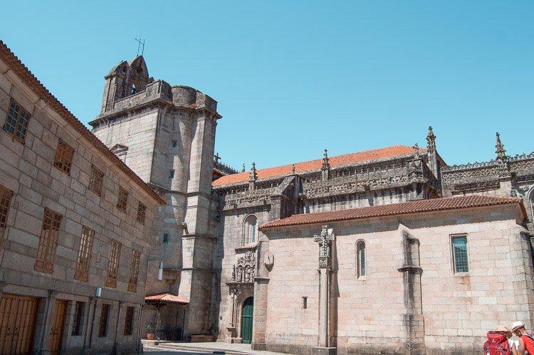 Qué ver en Pontevedra: Basílica de Santa María la Mayor