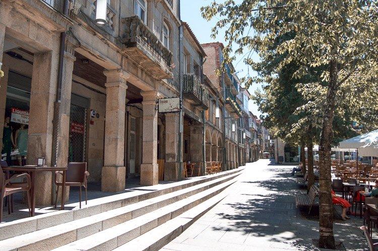 Qué ver en Pontevedra: Plaza de la Verdura