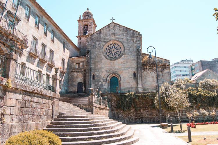 Convento de San Francisco - Qué ver en Pontevedra