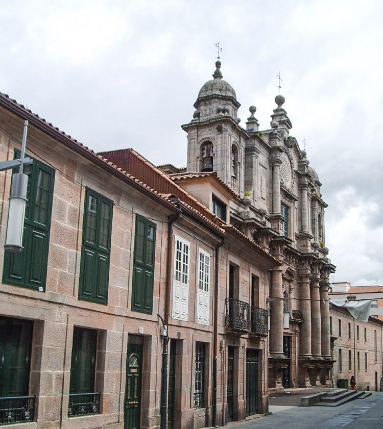 Iglesia de san Bartolomé: Qué ver en Pontevedra